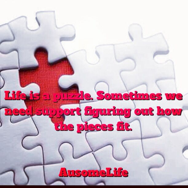 Life can still be Awesome. An autism diagnosis is not a death sentence. Sometimes we just need a little support.
