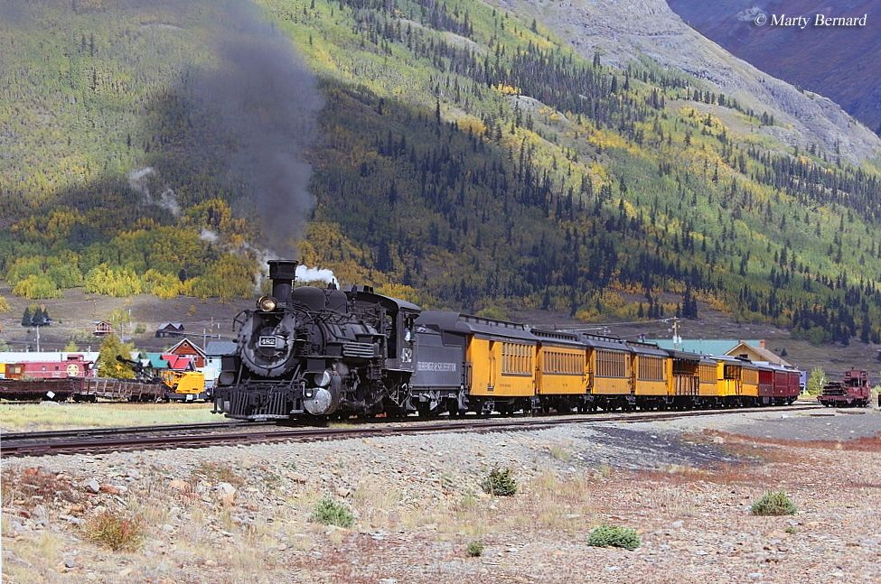 Colorado Train Rides And Excursions