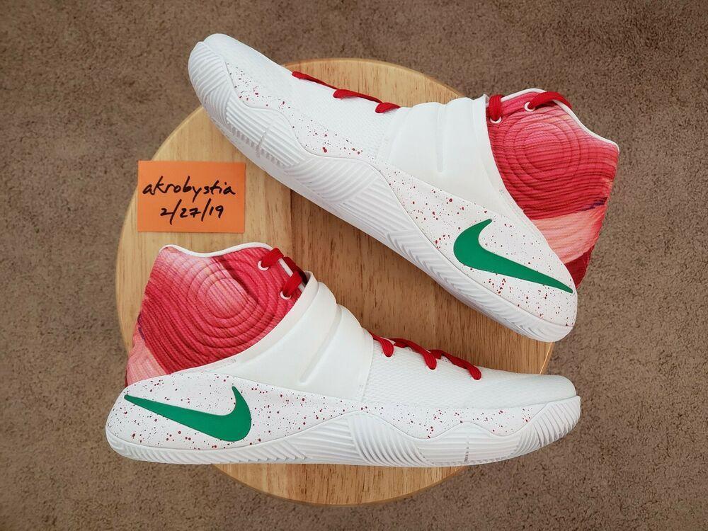 fc1b7c750938 Nike Kyrie 2 Kyrispy Kreme Sz 12 Krispy Kreme Ky-rispy  fashion  clothing