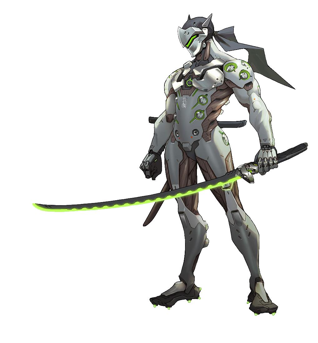 Https Tempostorm Com Img Overwatch Hero Background Hq Genji Png Overwatch Genji Overwatch Hanzo Overwatch Comic