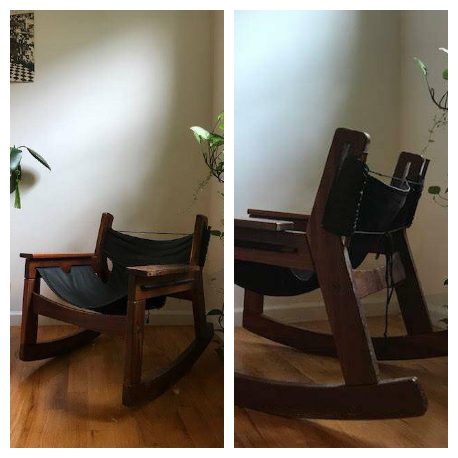 Gelli Indústria de Móveis Rocker / Rocking chair 1960s