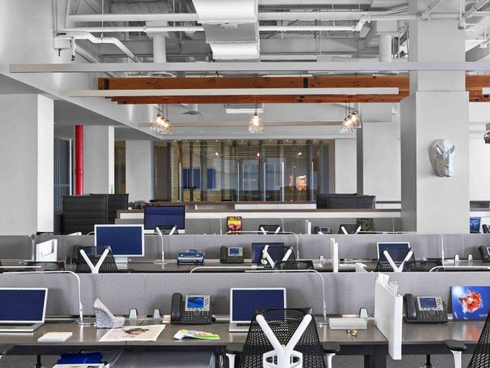 Hudson Rouge Offices New York City