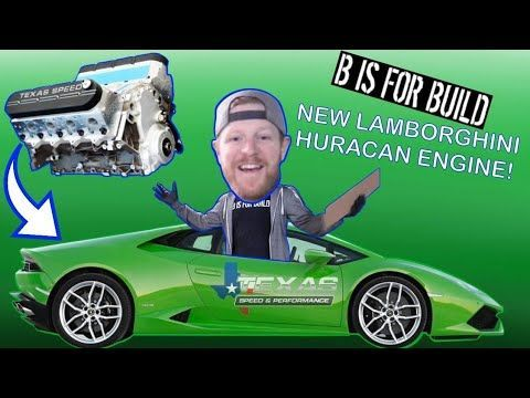 Assembling B Is For Build's New Lamborghini Huracan LS Engine! #lamborghinihuracan Assembling B Is For Build's New Lamborghini Huracan LS Engine! #lamborghinihuracan