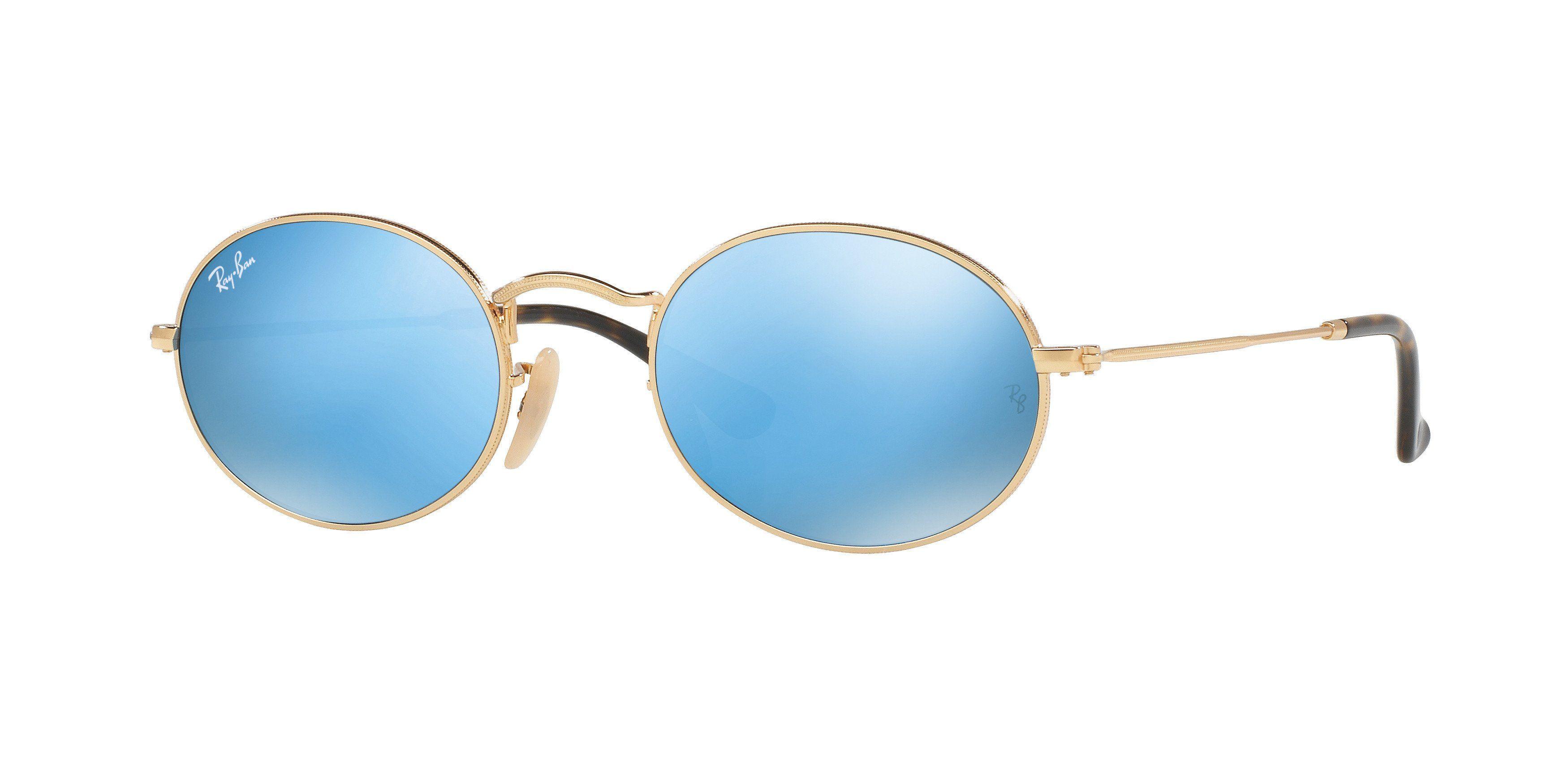 3b5501b9d2 Ray-Ban RB3547N Sunglasses | Sunglasses | Oval sunglasses, Ray ban ...