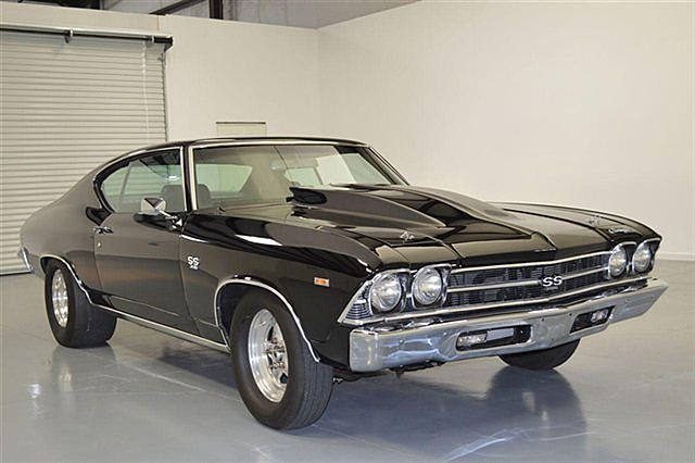 20x15 Wheels Pro Street Sale 1969 Chevrolet Chevelle For Sale In