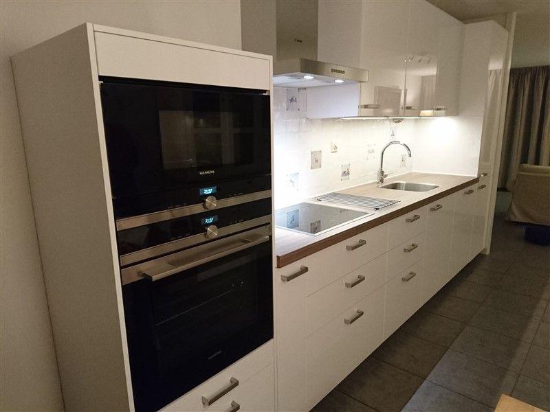 Blauw Keuken Ikea : Hoogglans keuken delfts blauw deze witte hoogglans keuken is