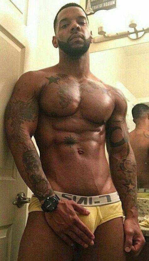 sexy black guys
