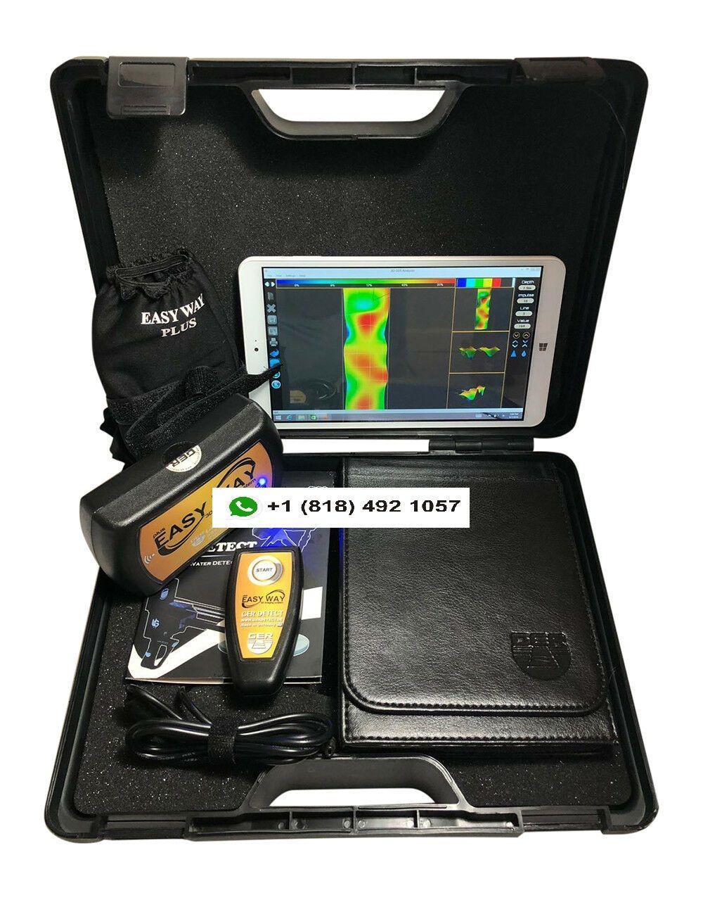 Ger detect easy way plus professional 3d geolocator