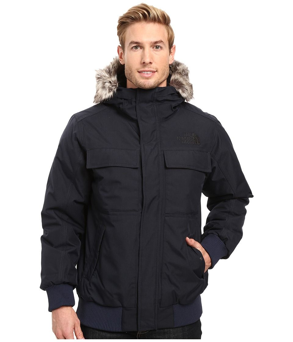 The North Face The North Face Gotham Jacket Ii Urban Navy Heather Men S Coat Thenorthface Cloth Navy Heather Men S Coat Jackets [ 1120 x 960 Pixel ]