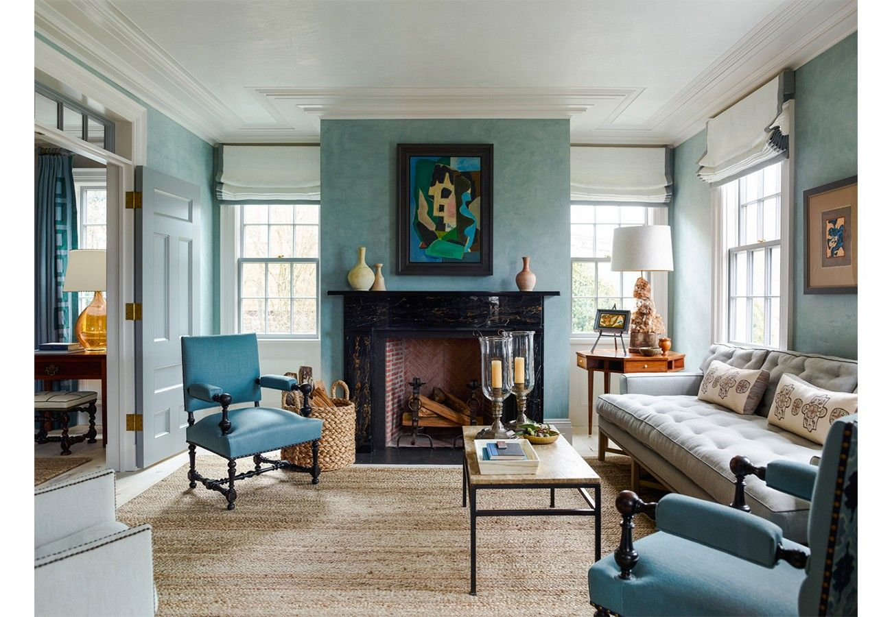 S R Gambrel In 2019 Blue Paint Colors Interior Paint