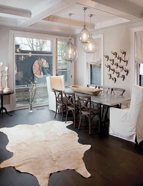 Idées déco pour la salle à manger La Mer Pinterest Antlers - decoration de salle de sejour