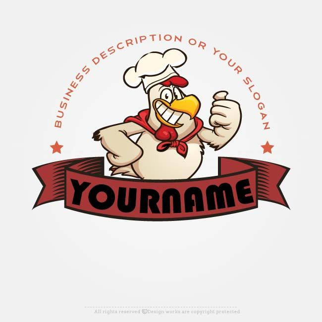 Online Free Logo Maker Chicken Logo Design Wonderful Restaurant