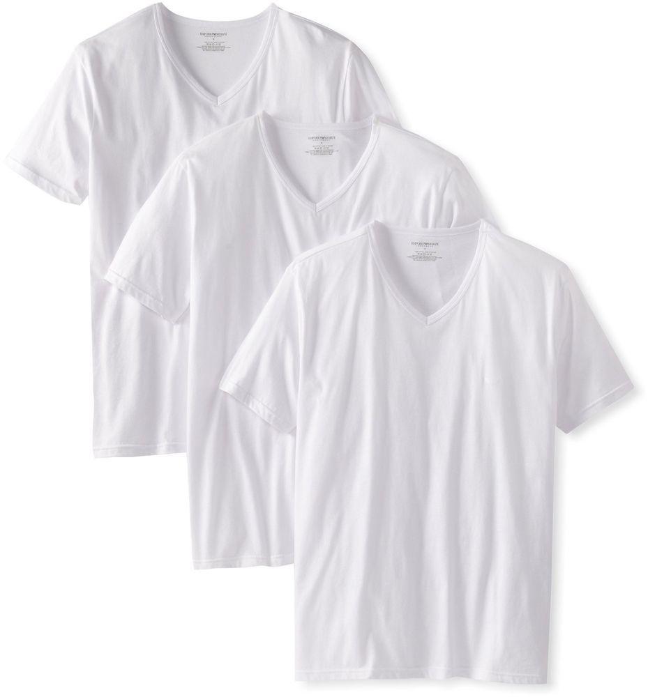 9d2b7ea1d7f03 Emporio Armani Underwear Crew Neck T Shirt Black