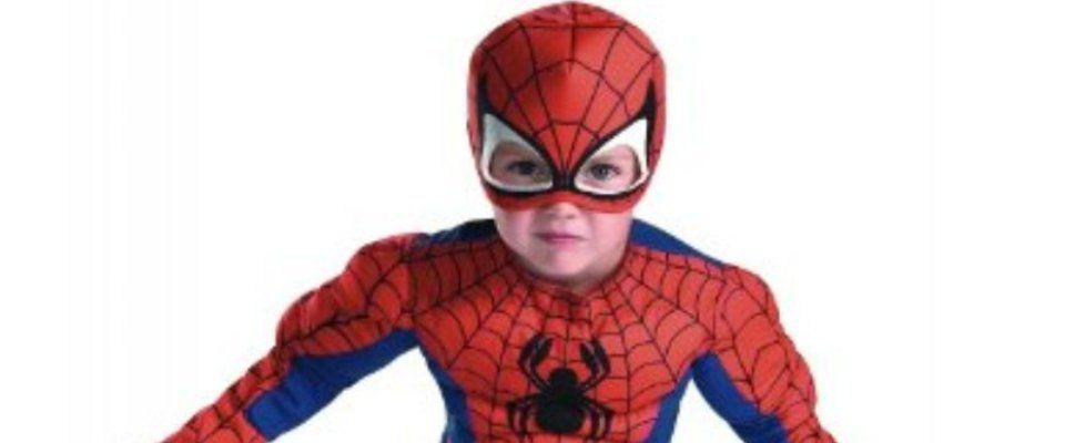Spiderman Costume, Awesome Halloween Costumes And Half