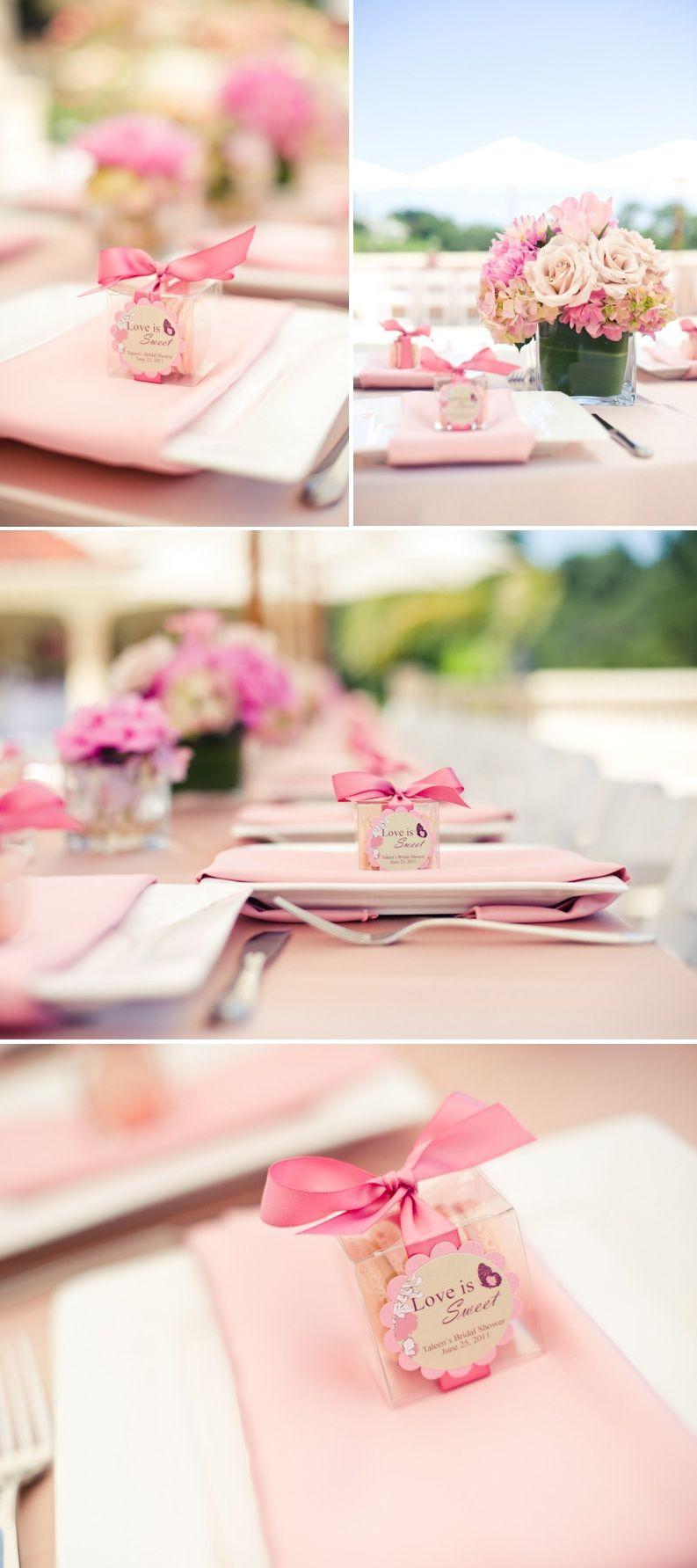 Muito rosa! « Noivas & Etc | Table Settings | Pinterest | Pink table ...