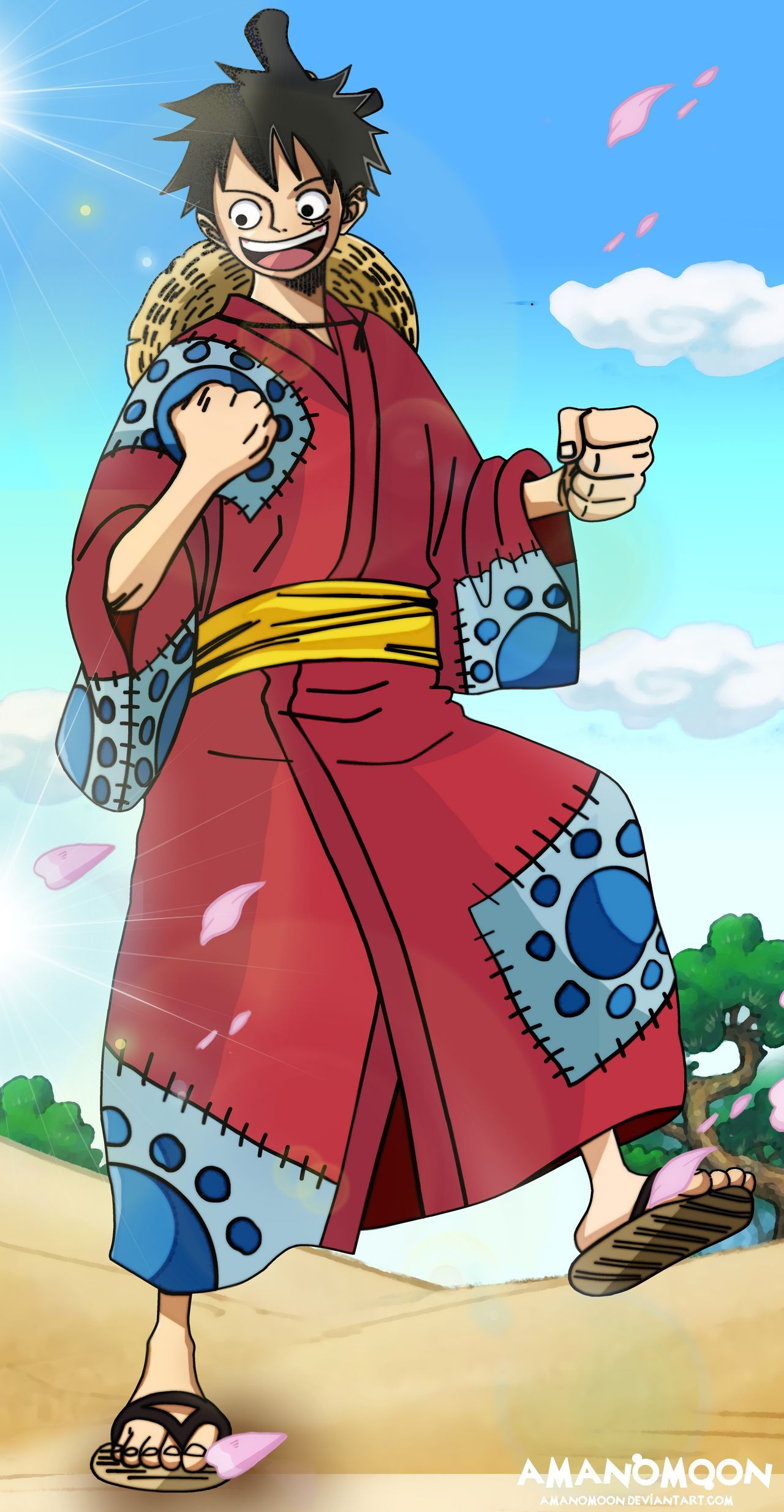 One piece chapter 941 zoro jiro hiyori wano kuni by amanomoon on deviantart. Pin On One Piece