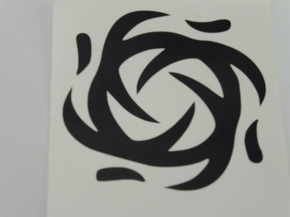 Sehun EXO Symbol Decal by TheJJObsession on Etsy