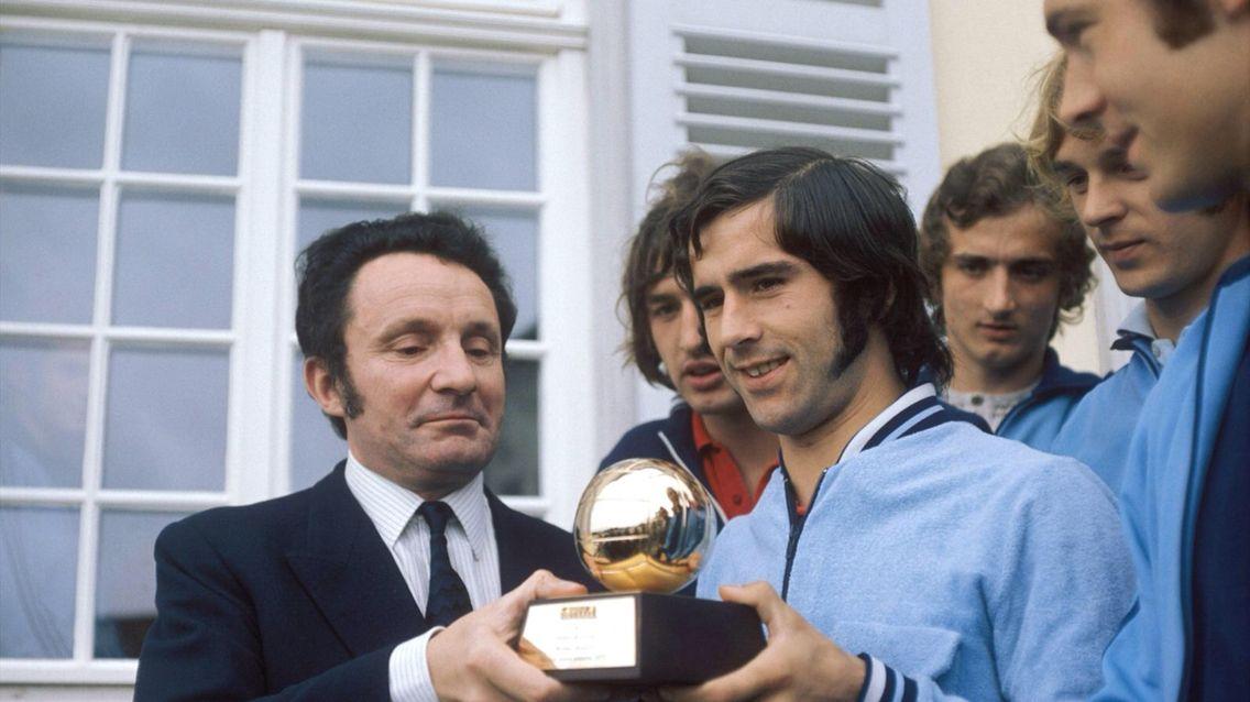Gerd Müller ballon d'or 1970 | Oro
