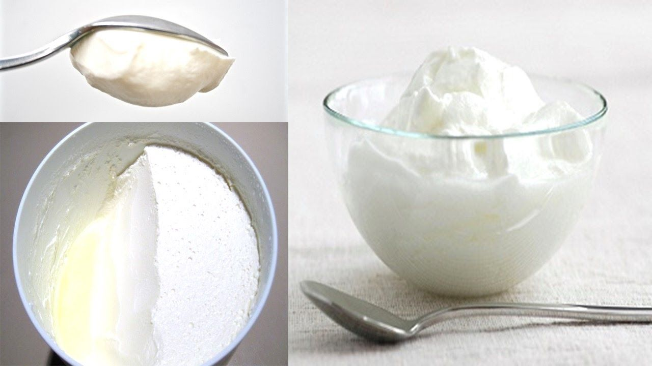 How To Make Thick Yogurt At Home In 1 Hour Make Thick Creamy Yogurt Dahi At Home Homemade Yogurt Cake Decorating Creamy Dish
