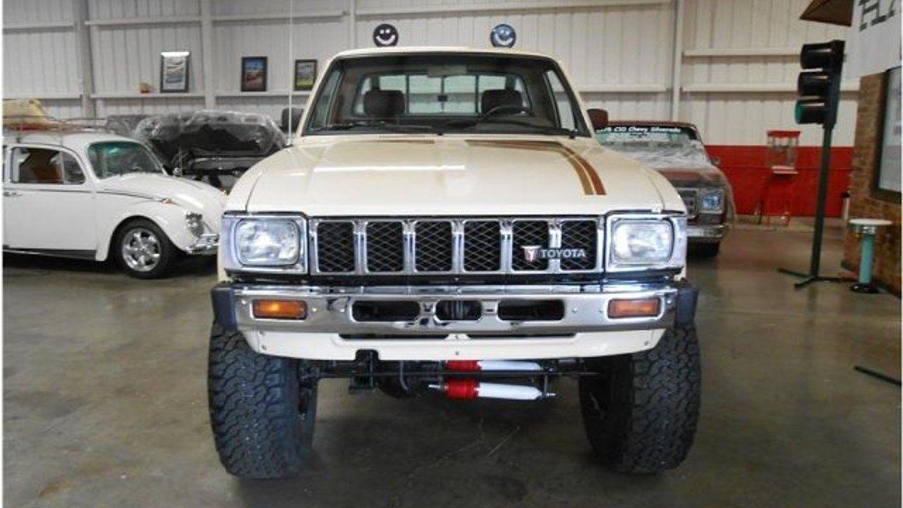 1983 Toyota Pickup 4x4 Regular Cab SR5 for sale near