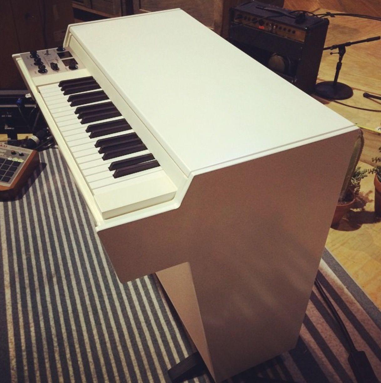 Mellotron Piano Shell From Custom Vintage Keyboards Piano Piano Decor Electric Piano