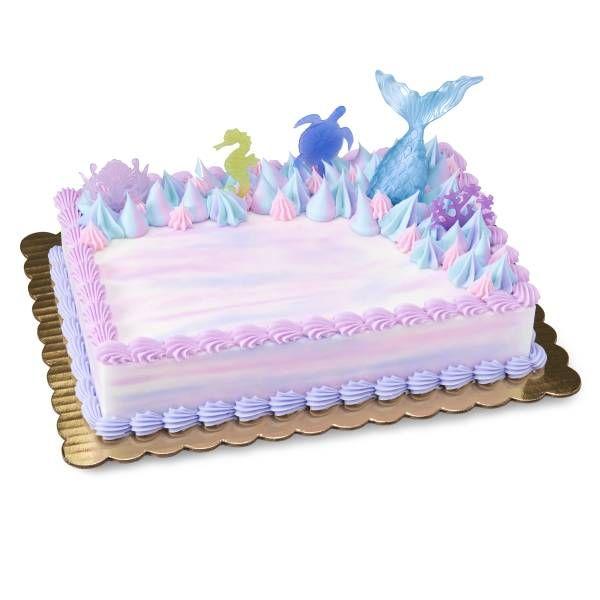 Mermaid Birthday Cakes, Mermaid Baby