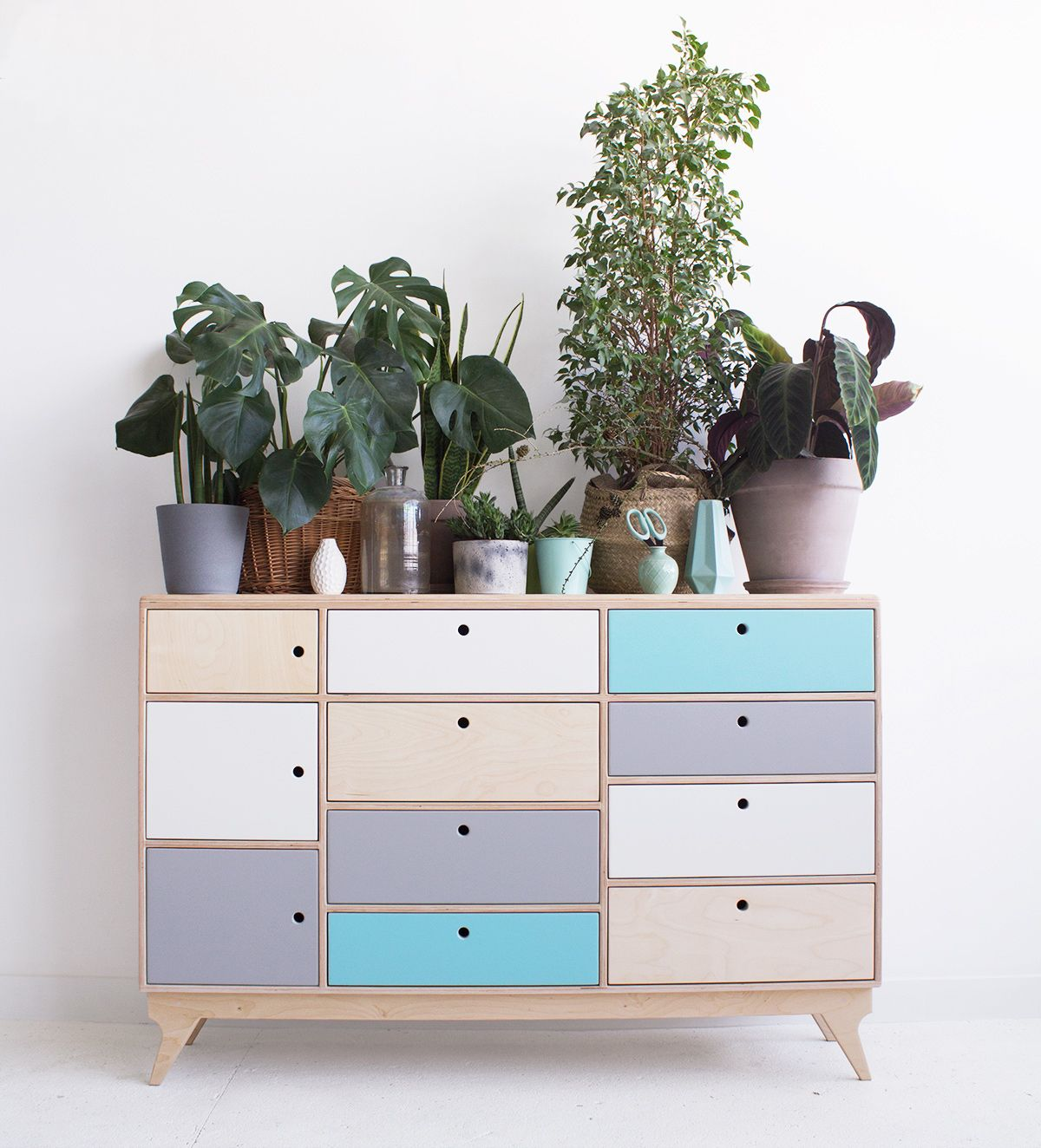 Chest Of Drawers Tallboy Mid Century Scandinavian Style In Etsy In 2020 Chest Of Drawers Walnut Furniture Solid Wood