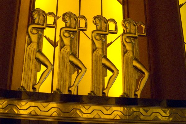 Art Deco Egyptian Influence | Contextual Reference in Art and Design
