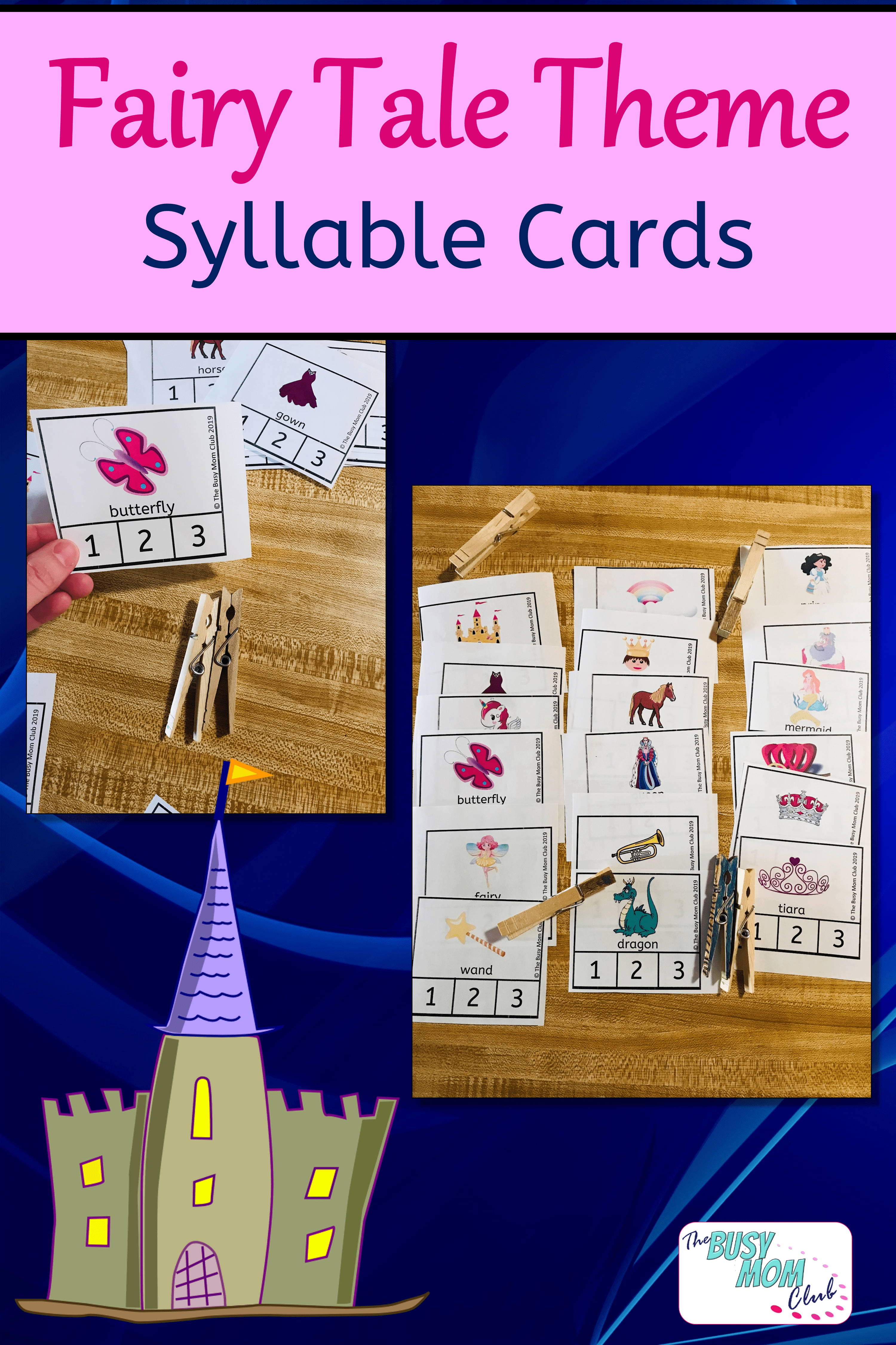Counting Syllables Fun Activities Teaching Tips
