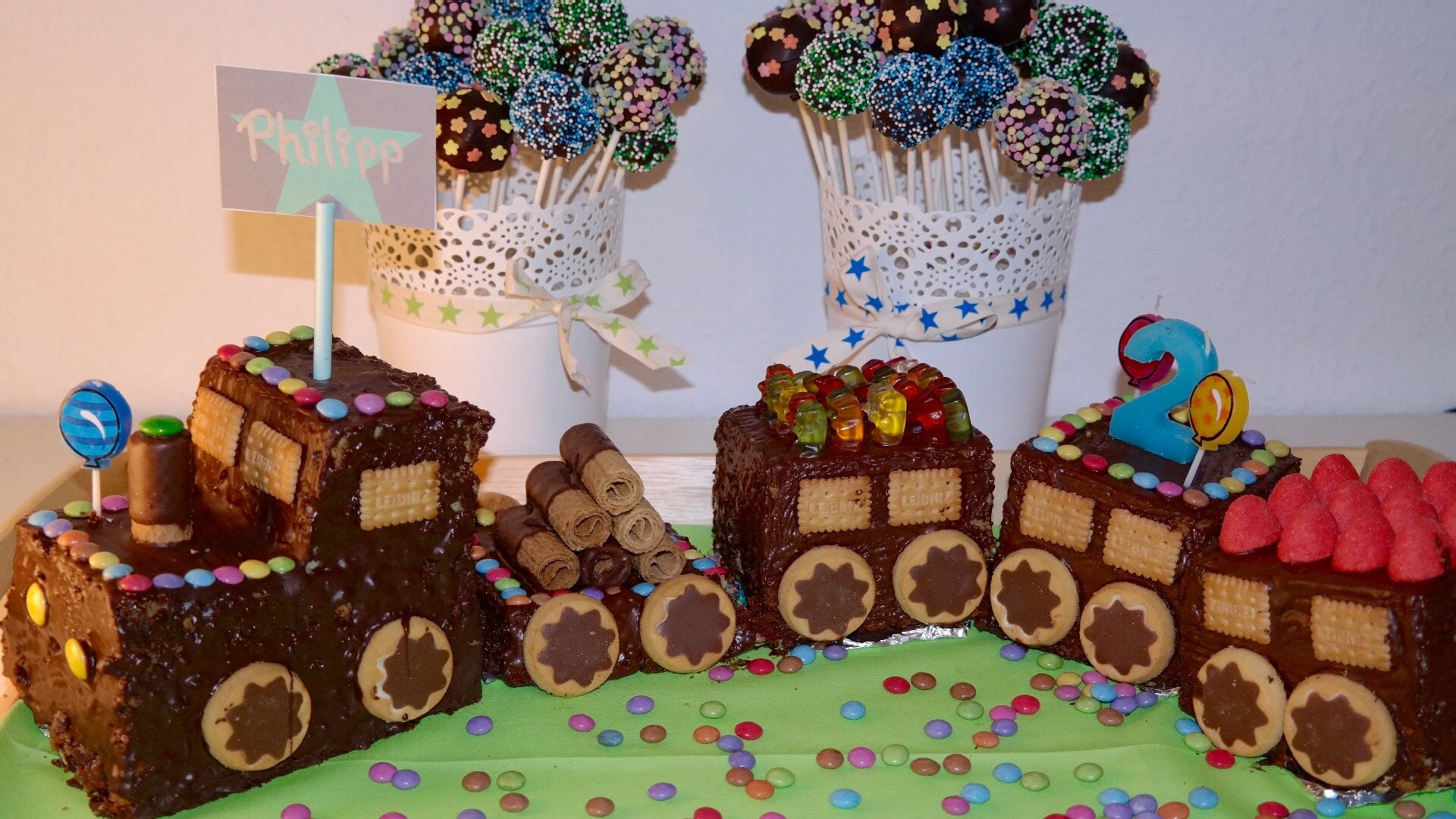 Chefsache Und Kindergluck Cute F D F R Partys Kuchen