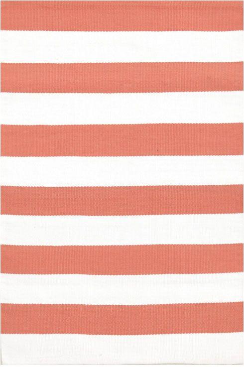 Dash and Albert Catamaran Stripe Coral&White Indoor&Outdoor Rug Ships Free #dashandalbert #dashandalbertrugs #dashandalbertstyle #dashandalbertliving #dashandalbertcottonrugs #dashandalbertindooroutdoorrugs #dashandalbertwoolrugs #dashandalbertviscoserugs #dashandalbertjuterugs #dashandalbertsisalrugs #lavenderfields