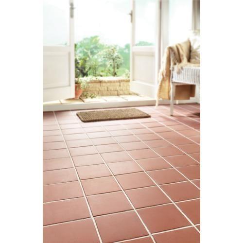 Red Floor Tiles Kitchen: Red Quarry Floor Tiles PK21