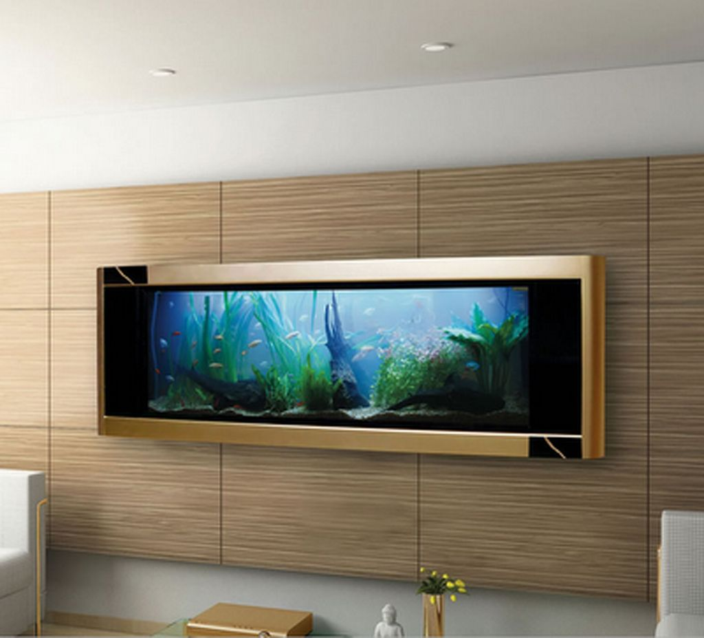 Designer fish tanks aquariums design d 39 int rieur avec for Aquarium interieur