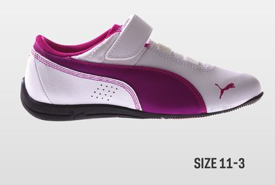 Shared from Flipp: Puma Girls' Drift Cat Trend Shoe in the Sport Chek flyer