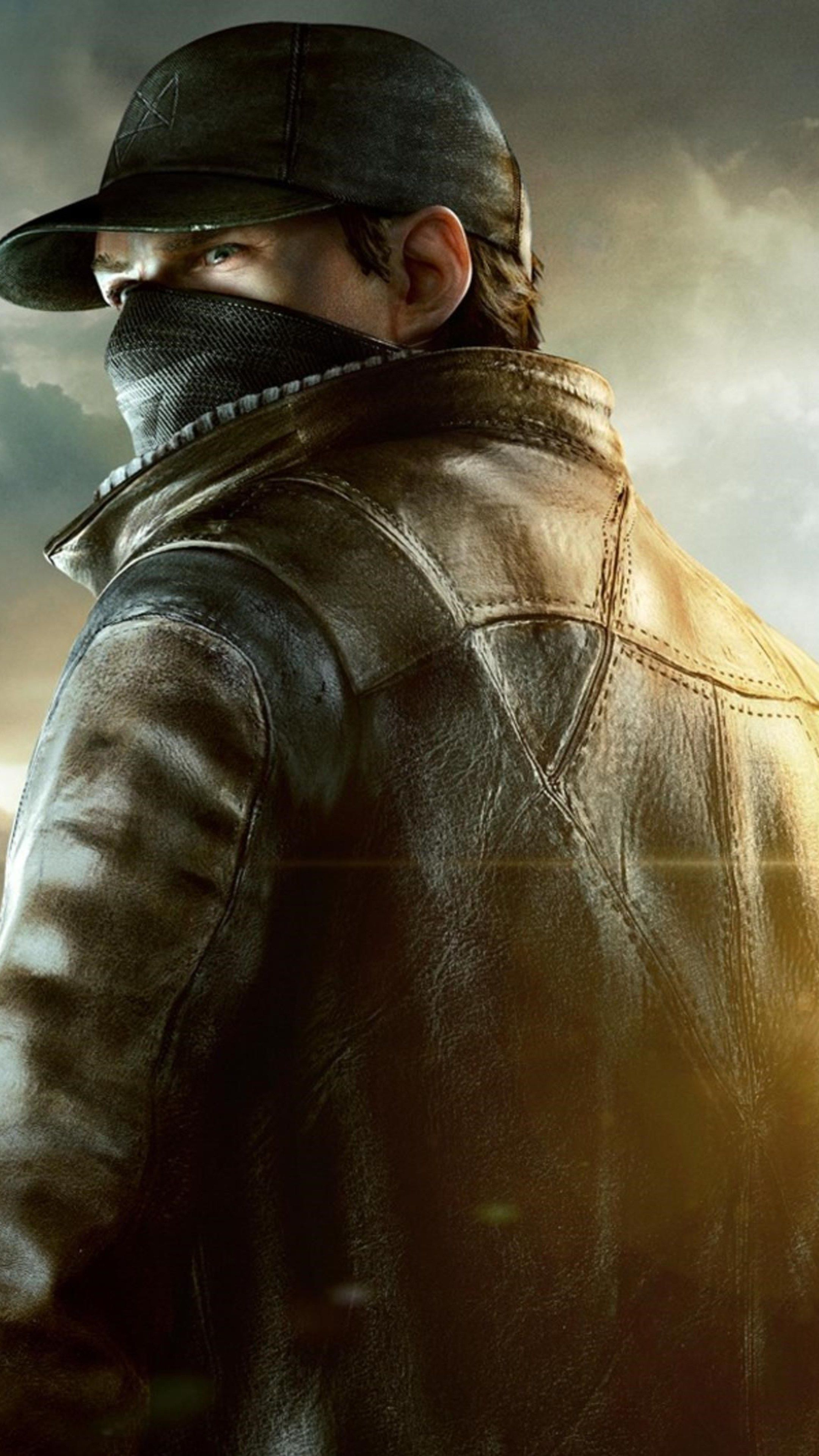 Misc Aiden Pearce Watch Dogs Wallpapers Watch Dogs 1