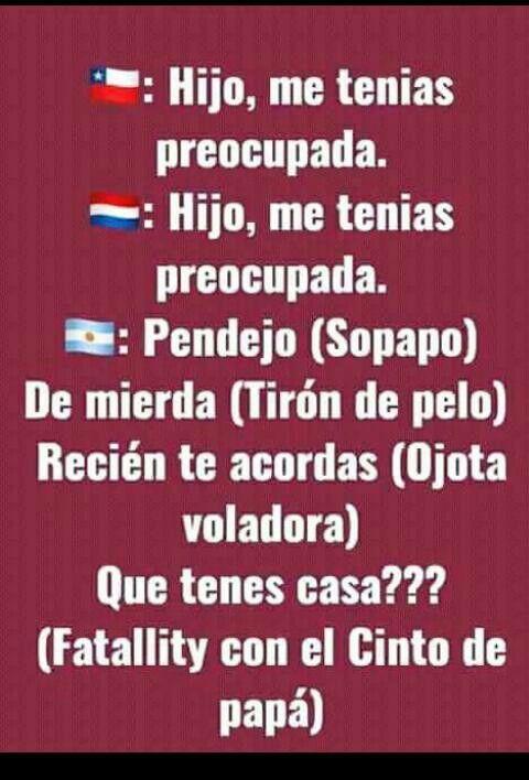 Pin De Nikole Lago En Lo De La Argentina Frases Argentinas Memes Memes Divertidos