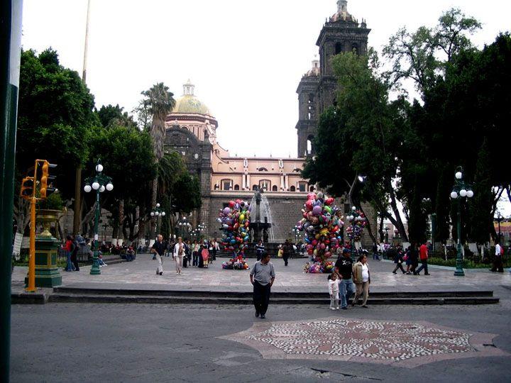 Puebla Puebla Mexico Puebla