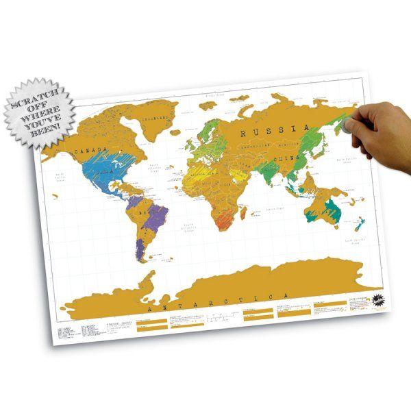 scratch map weltkarte Weltkarte Scratch Map | || G I F T I N G || | Pinterest scratch map weltkarte