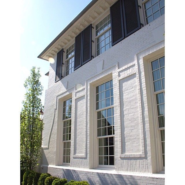 The triple hung window- such a great option for a tall window that still needs to operate- Nashville TN - RV #ruardveltmanarchitecture #residentialarchitect #couldbeusedasadoor