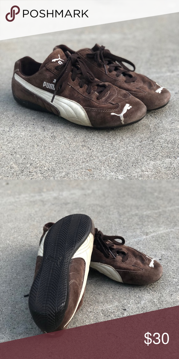 ca8bc3000db Vintage men s puma suede shoe size 8 Vintage puma Suede US size 8 Slightly  worn. Puma Shoes Athletic Shoes