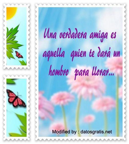 versos para amiga especial, versos de amor y amistad: http://www