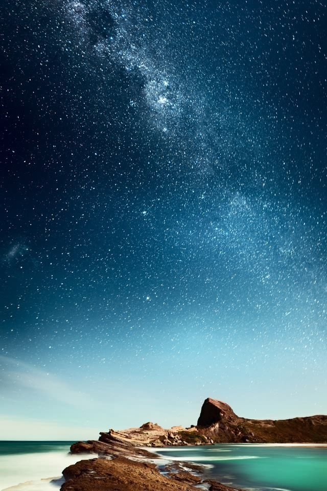 Moon And Stars Pour Their Healing Light Upon You Nature Wallpaper Hd Nature Wallpapers Samsung Galaxy Wallpaper