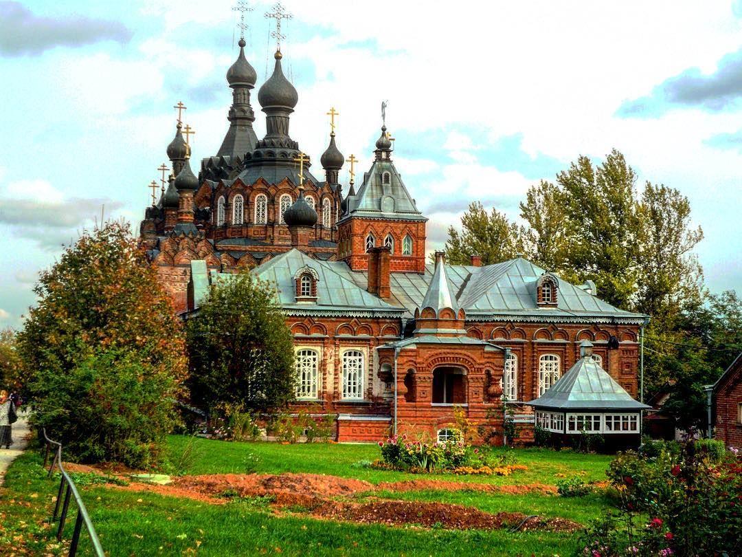 две монастырь шамордино фото и описание почти