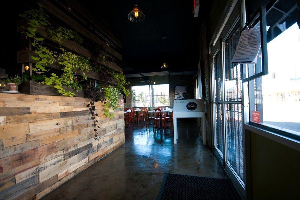 restaurant interior & design | single wall | pinterest