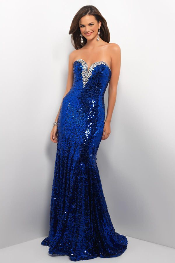 17 Best images about Sequins Gowns on Pinterest - Prom- Gowns and ...