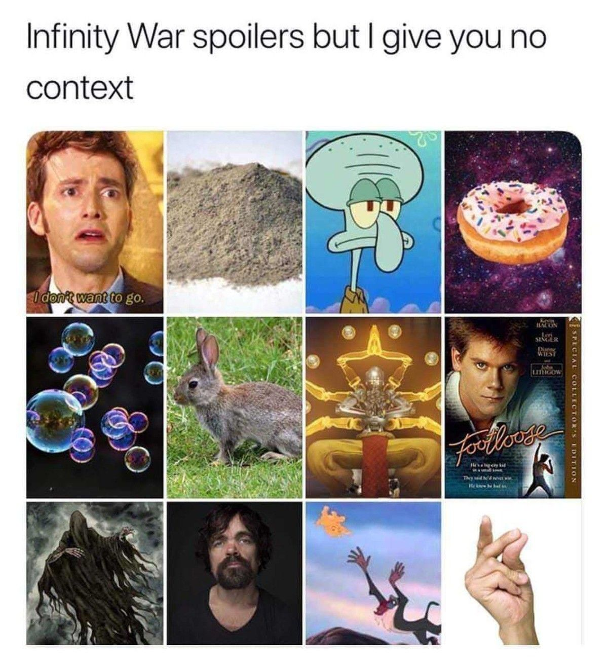 Image Result For Infinity War Spoilers No Context Infinity War Memes Funny Marvel Memes Marvel