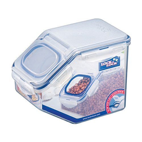 Lock Lock Food Storage Container With Flip Top Lid Now 6 29