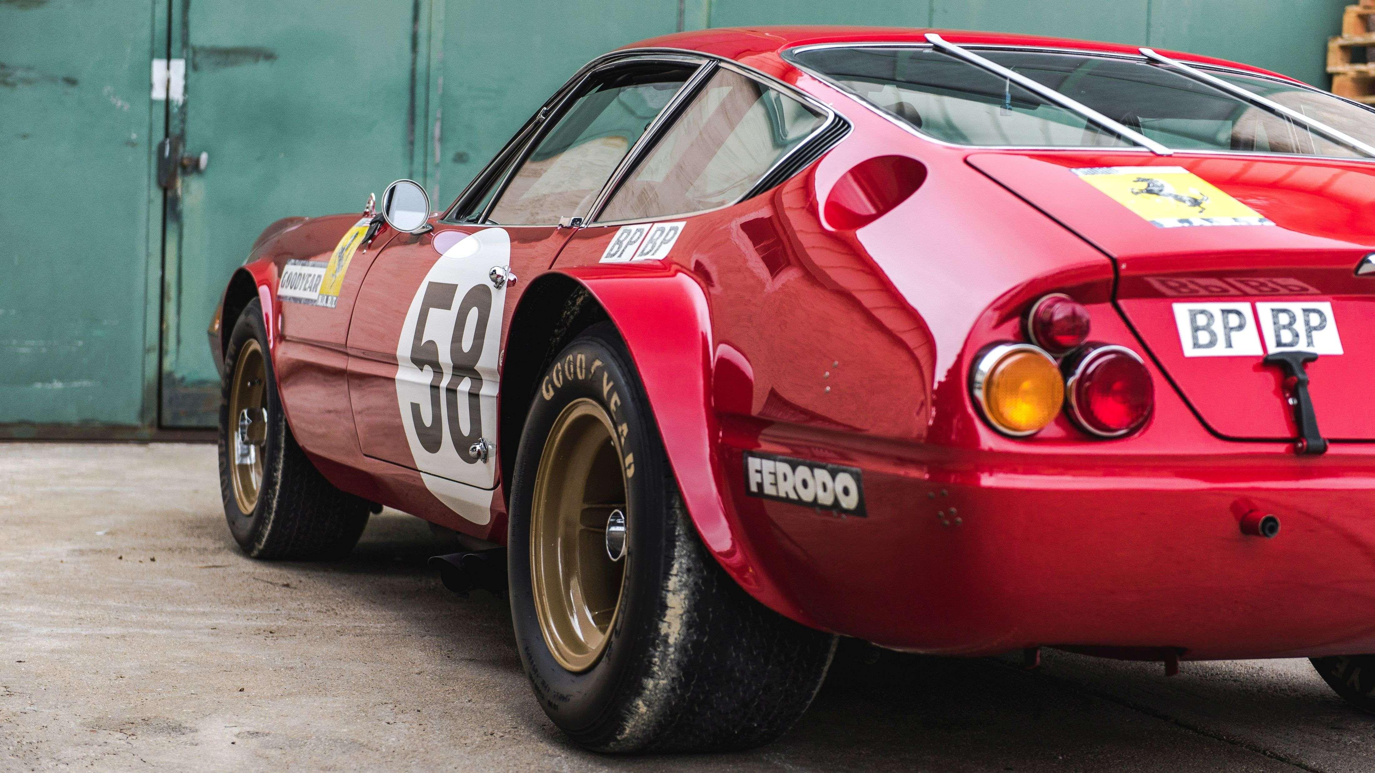 Ferrari 365 Gtb  4 Daytona Competizione Groupe 4 1969