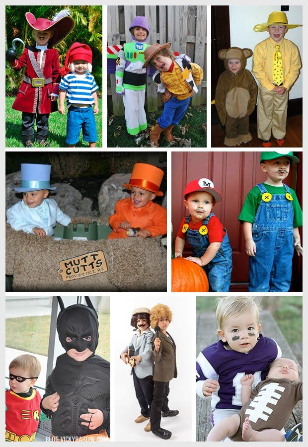 Halloween Costumes For Brothers Kids Halloween Costumes