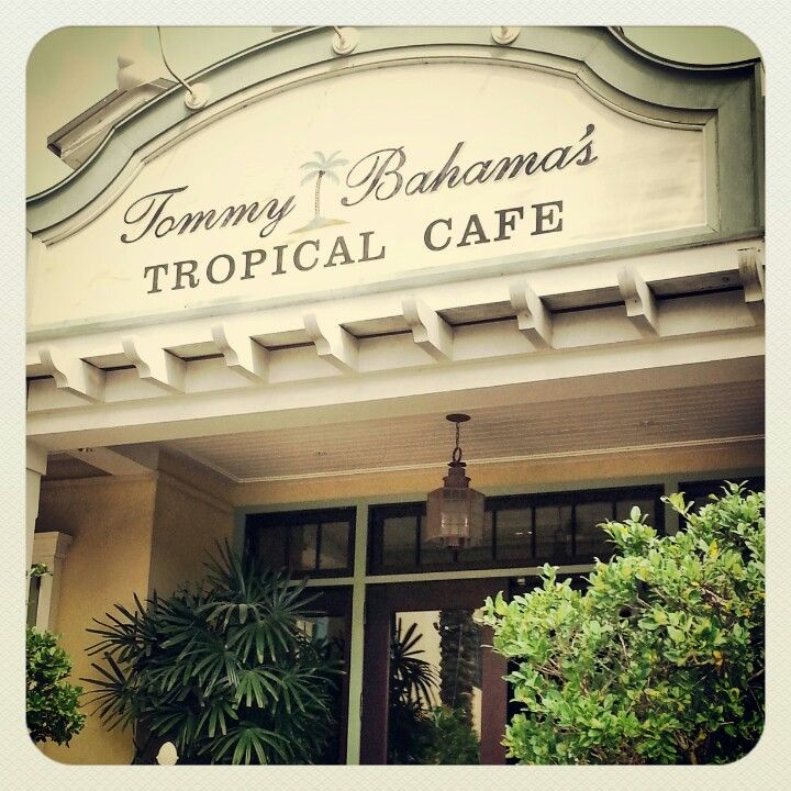 Tommy Bahamas Destin Fl Great Little Restaurant With A Lot To Offer Small Plates And Sides Are Wonderful